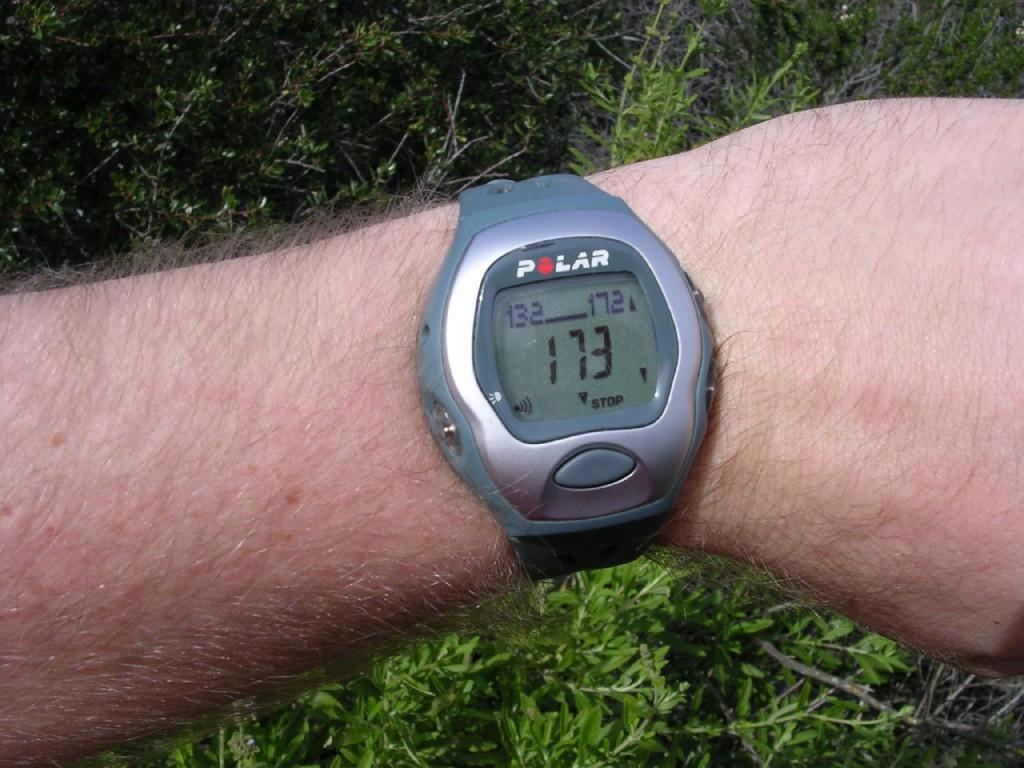Entrenar con pulsómetro