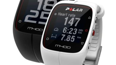 Polar M400, GPS watch with activity monitor 2