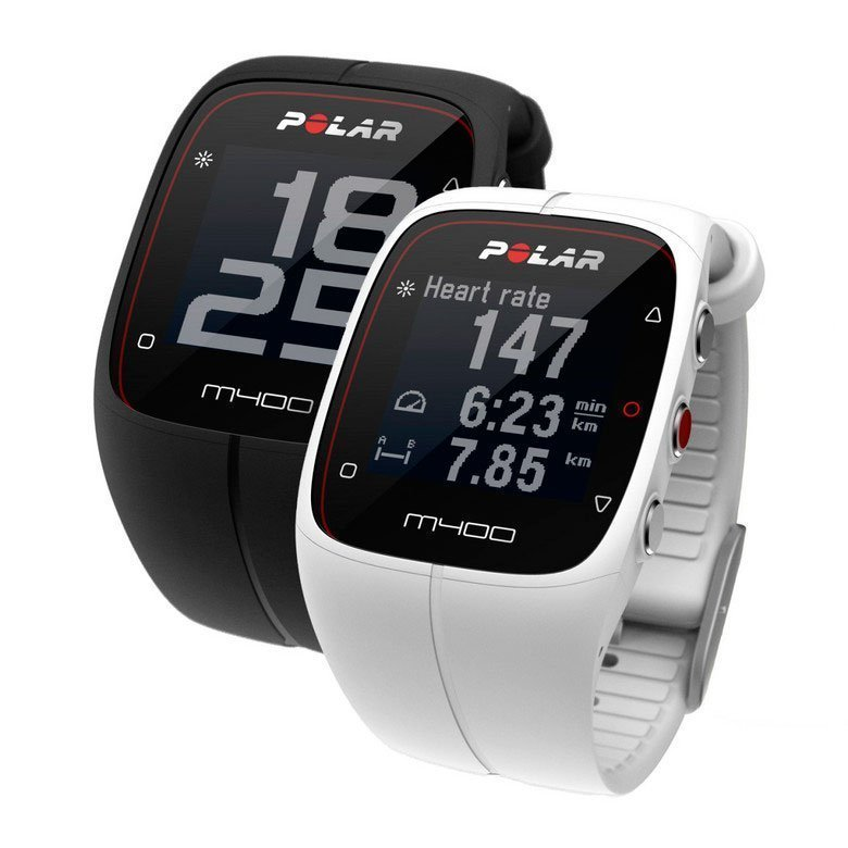 Polar M400, GPS watch with activity monitor 1