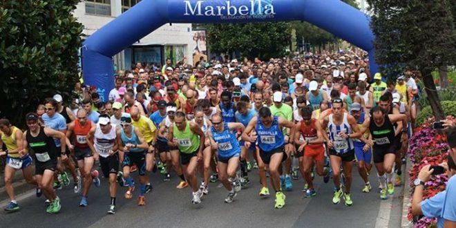 "Carrera solidaria ""Kilómetros con causa"" Marbella"