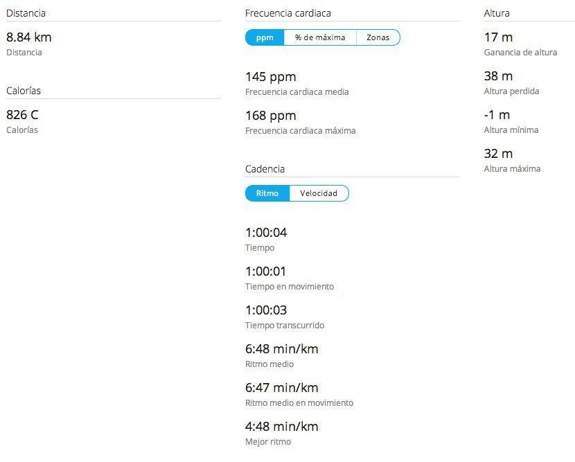 Garmin 410 Comparison - TomTom Runner Cardio