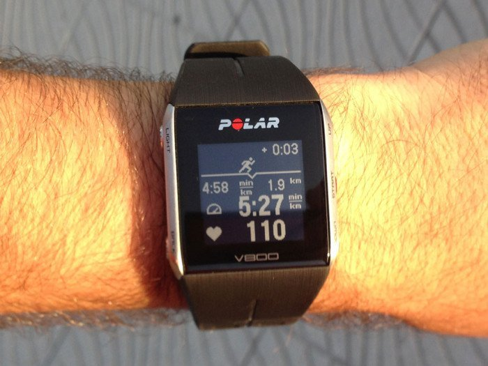 Virtual Partner Polar V800