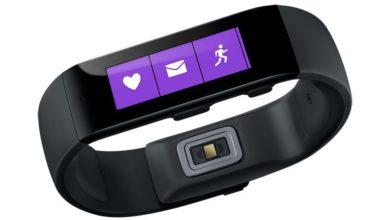 Foto de Microsoft Band, novedad en el mercado wearable y fitness