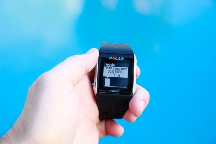 Métricas de natación 2