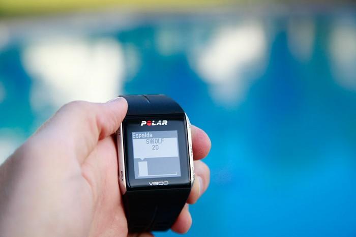 Métricas de natación