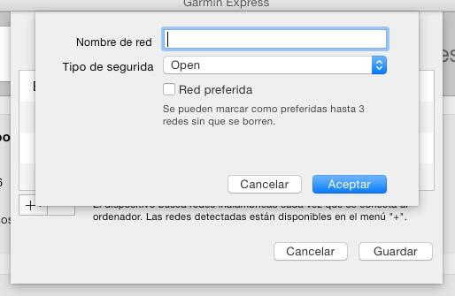 Configure Garmin 620 WiFi - 7