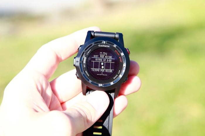 Virtual Partner Garmin Fenix 2