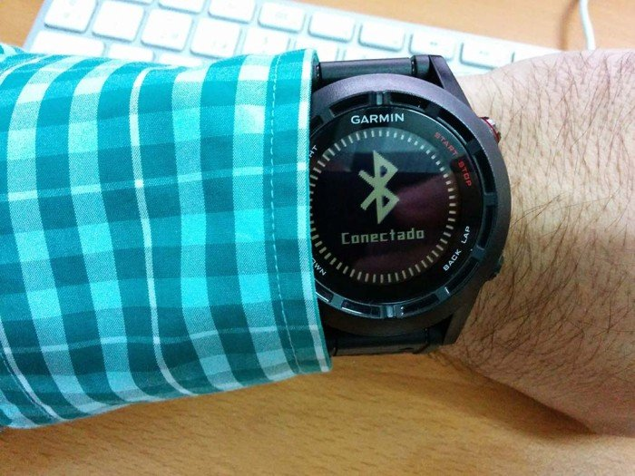 Fenix 2 Bluetooth