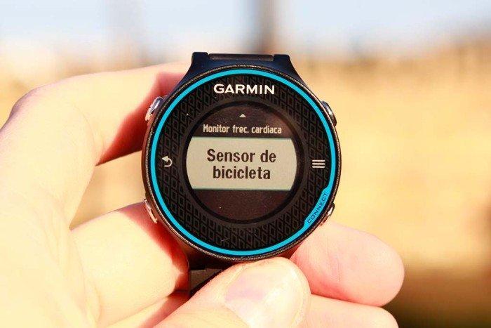Sensor de bicicleta Garmin Forerunner 620