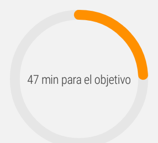 Google Fit, what we have left to the goal