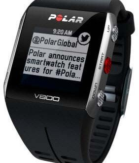 Notificaciones Polar V800