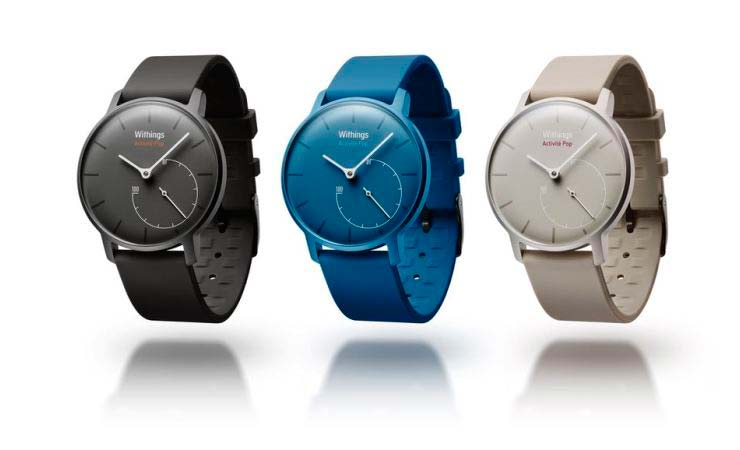 Withings Activité Pop. The activity monitor that doesn't seem to come from the future. 1