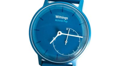 Withings Activité Pop, activity monitor : Analysis and in-depth testing 1