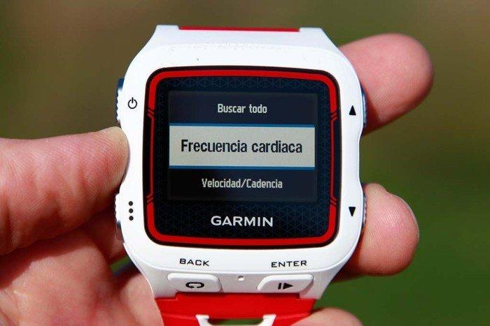 Garmin Forerunner 920xt - Sensores