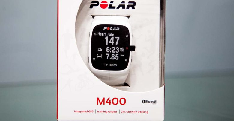 Sorteo Polar M400