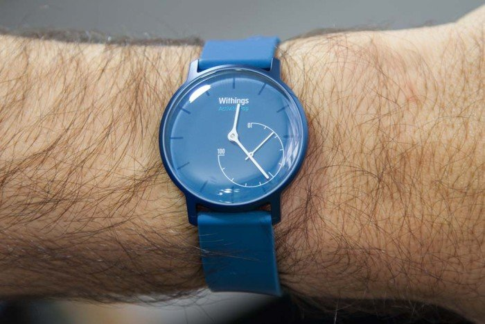 Withings Activité Pop on my wrist