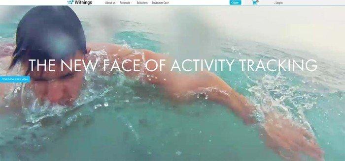 Withings Activité Pop nadar 4