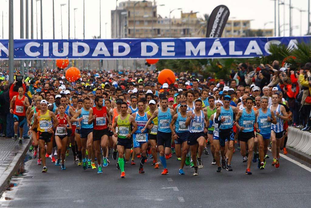 XXV Malaga Half Marathon 1