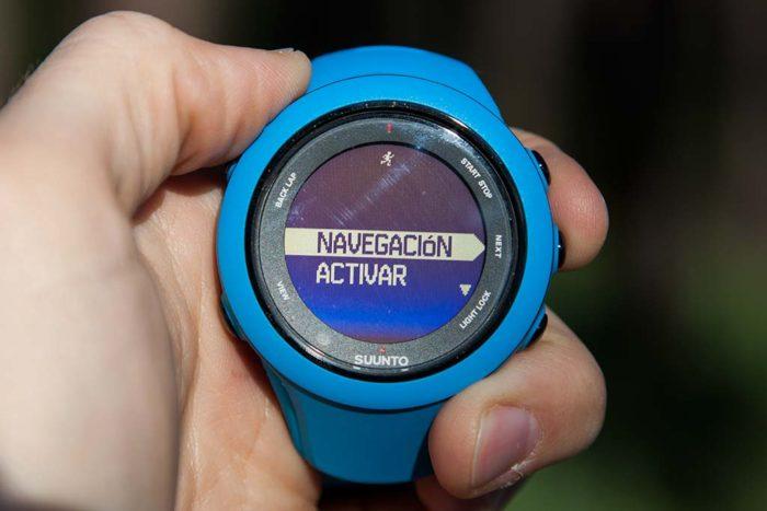 Activar navegación dentro de una actividad