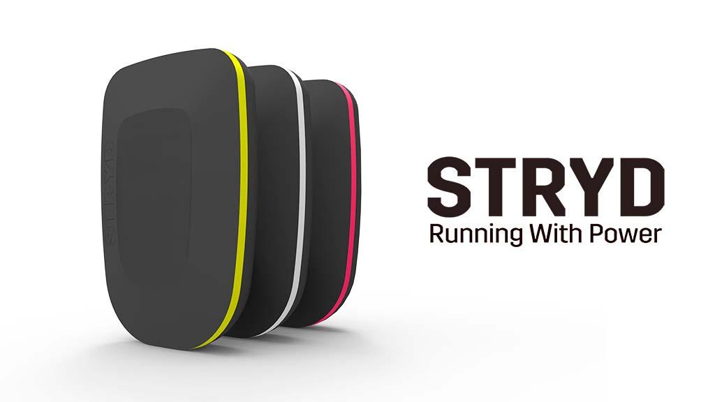 Stryd - Medidor de potencia para corredores