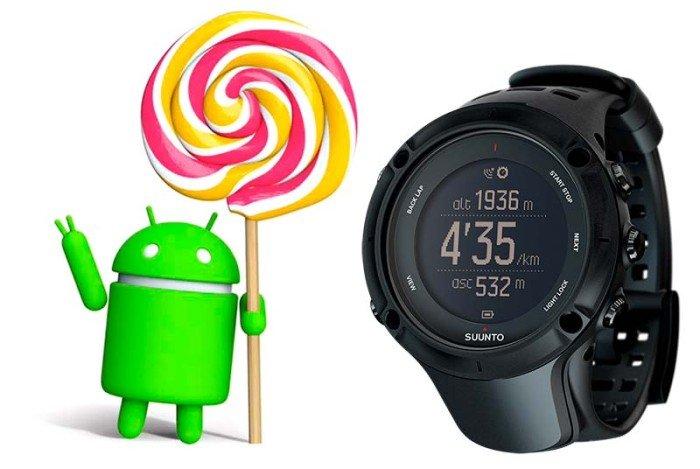 Suunto Android