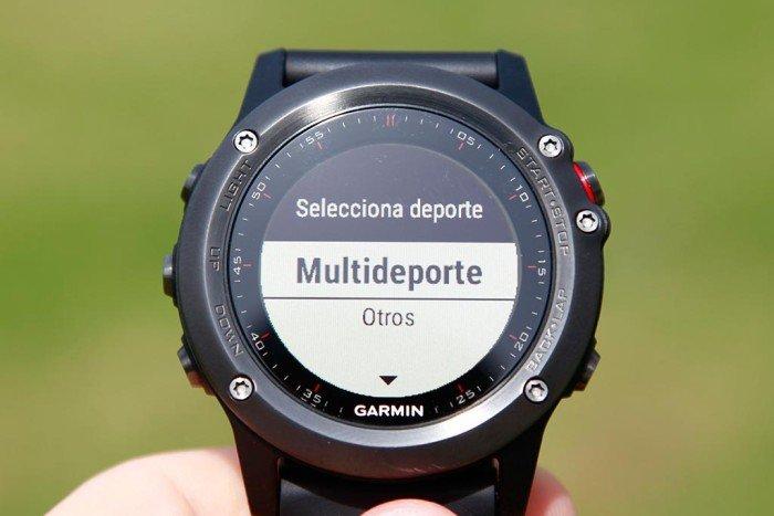 Fenix 3 multideporte