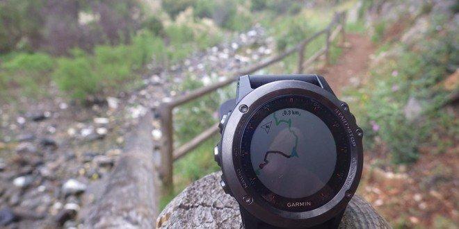 Garmin Fenix 3 - Navegando