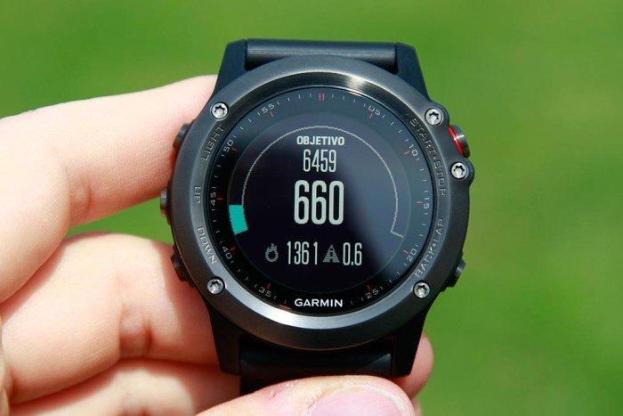 Garmin Fenix 3 - Monitor de actividad
