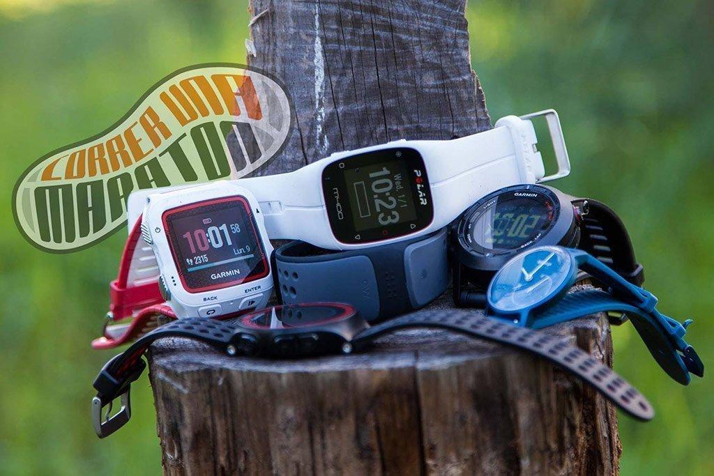Recomendaciones de compra de reloj GPS y gadgets deportivos 1