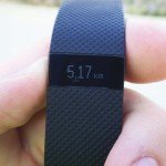 Fitbit Charge HR - Distancia