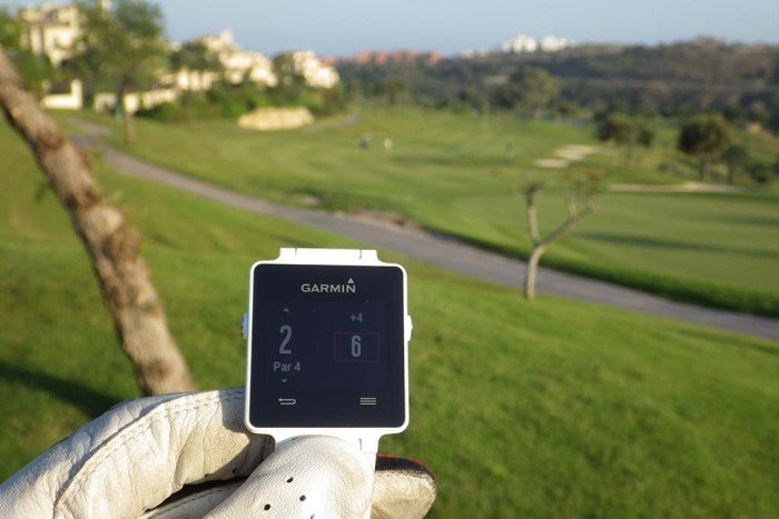 Garmin Vivoactive - Golf