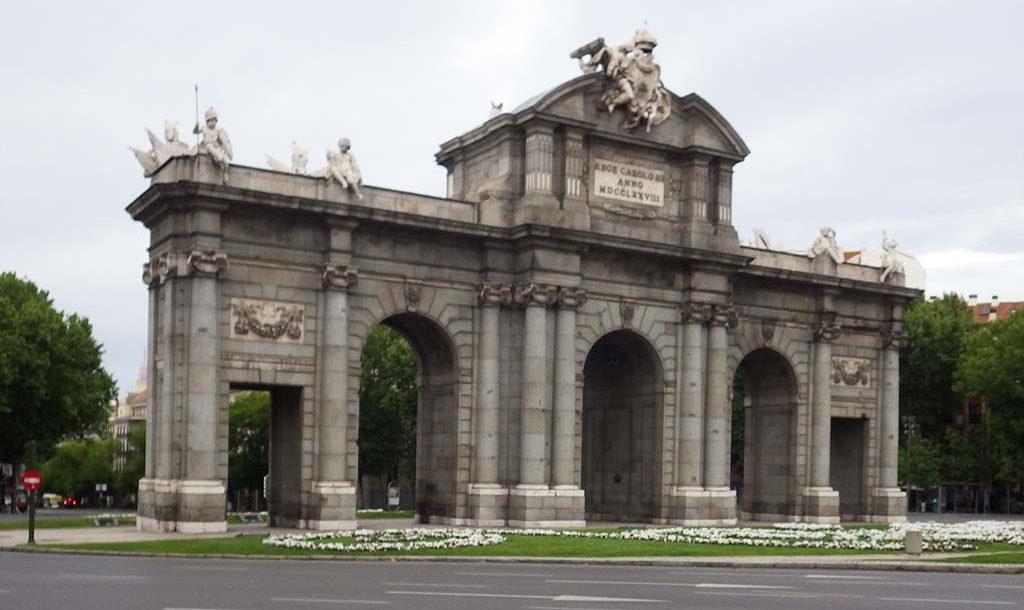Corriendo por Madrid 1
