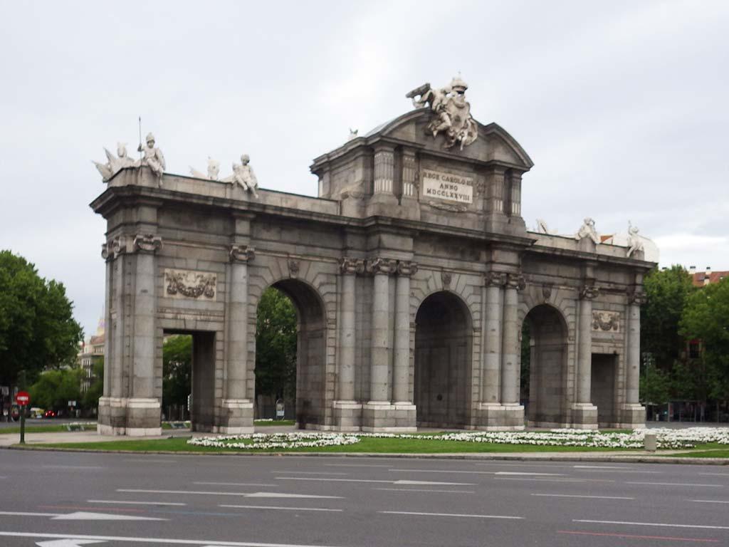 Running in Madrid 1