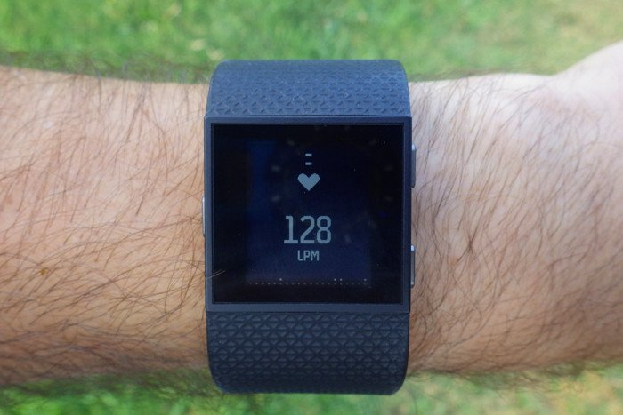 Fitbit Surge - Pulso
