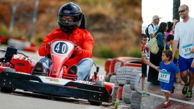 Foto de Un día en las carreras. 3 competiciones en 12 horas.
