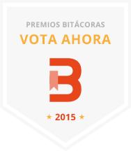 Botón vota Bitácoras