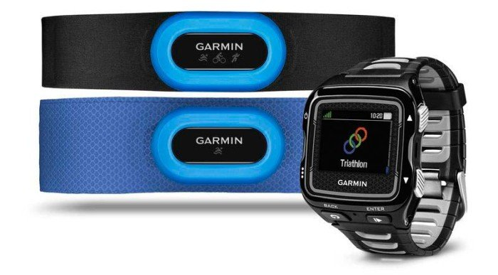 Garmin Forerunner 920xt grey-black