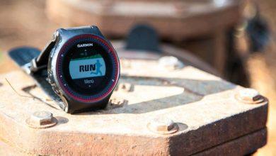 Foto de Garmin Forerunner 225, el primer reloj GPS de Garmin con sensor de pulso óptico | Análisis completo