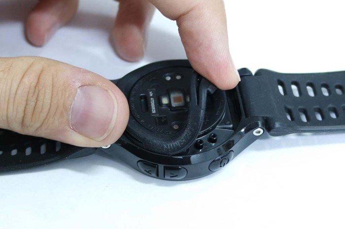 Garmin Forerunner 225 - Anillo sensor