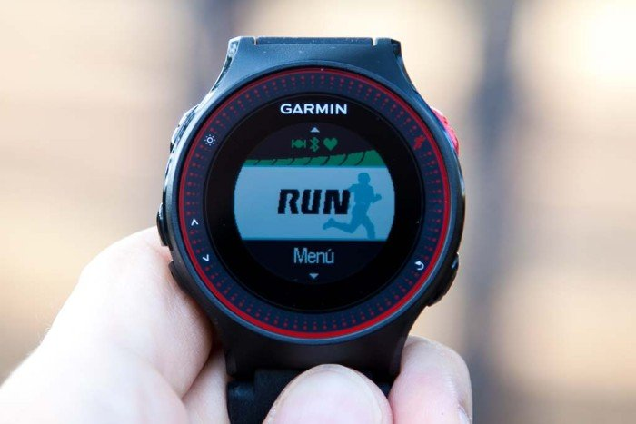 Garmin Forerunner 225 - Ready to run