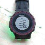 Garmin Forerunner 225 - Dynamic Activity Target