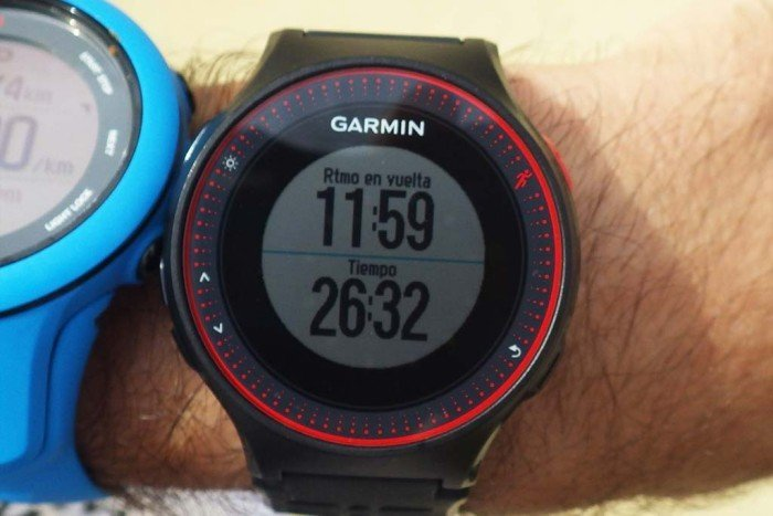 Garmin 225 - Data Displays