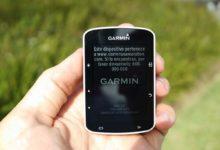 Cómo mostrar tu nombre y teléfono en tu Garmin Edge 2
