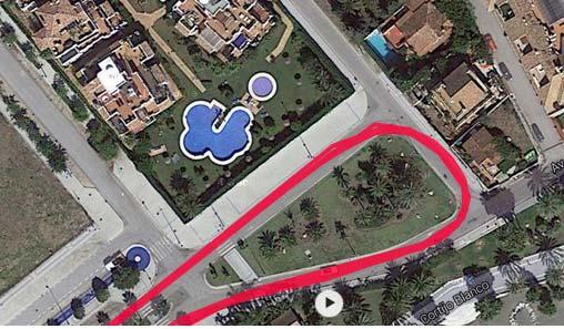 Garmin Forerunner 225 - Comparativa trazo GPS Fenix 3