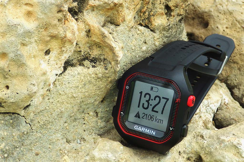Garmin Forerunner 25, GPS clock, activity monitor and smartwatch | Full analysis 1