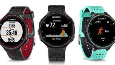 Garmin Forerunner 235 - Colors