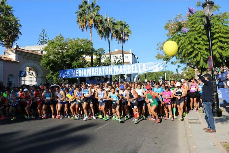 XXX Media Maratón de Marbella 1