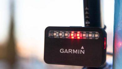 Foto de Garmin Varia Radar, luz y radar trasero de aproximación | Análisis completo