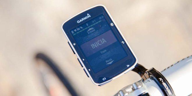 Garmin Edge 520 - Notificación de llamada