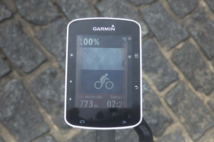 Garmin Edge 520 - Strava Virtual Partner